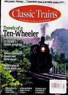 Classic Trains Magazine FALL Order Online