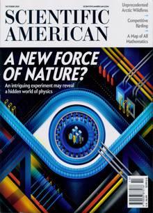 Scientific American Magazine OCT 21 Order Online