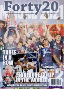 Forty 20 Magazine OCT 21 Order Online