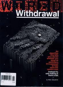 Wired Usa Magazine OCT 21 Order Online