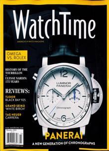 Watchtime Magazine OCT 21 Order Online