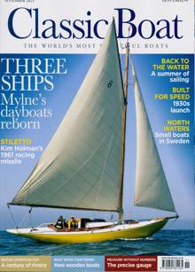 Classic Boat Magazine NOV 21 Order Online
