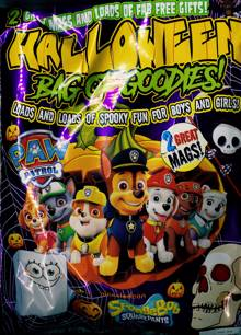 Halloween Bag Of Goodies Magazine Issue ONE SHOT
