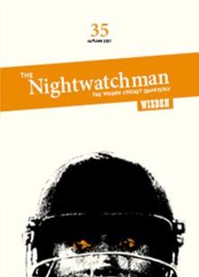 Nightwatchman Magazine Issue Issue 35