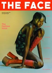 The Face  Magazine Adut Akech Order Online