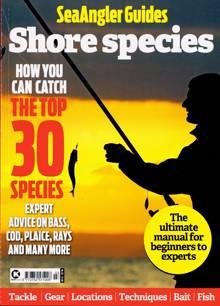 Sea Angler Guides Magazine NO 3 Order Online