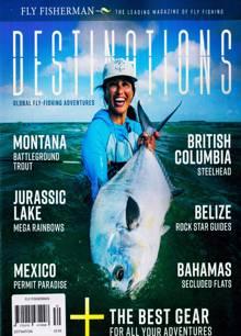 Fly Fisherman Magazine DSTINATION Order Online