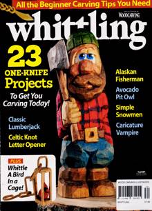 Woodcarving Illustrated Magazine WHITTLING Order Online