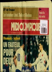 Midi Olympique Magazine NO 5621 Order Online