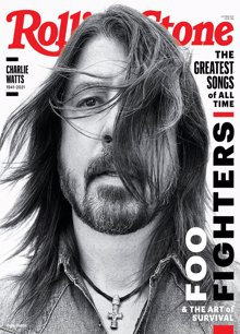 Rolling Stone Magazine Issue OCT 21