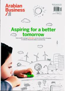 Arabian Business Magazine SEP 21 Order Online