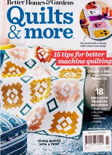 Bhg Quilts And More Magazine 03 Order Online