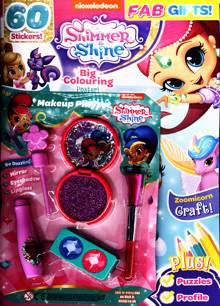 Shimmer Shine Magazine Issue NO 17