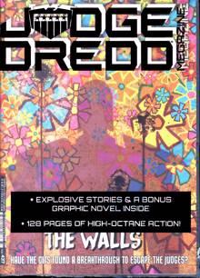 Judge Dredd Megazine Magazine NO 437 Order Online