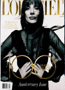 L Officiel Usa Magazine Issue 09