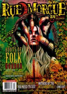 Rue Morgue Magazine 10 Order Online