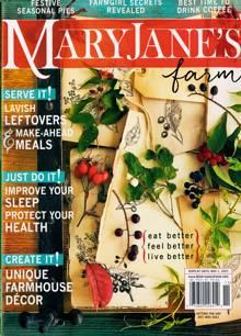 Mary Janes Farm Magazine 11 Order Online