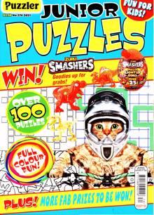 Puzzler Q Junior Puzzles Magazine NO 274 Order Online