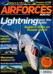 Airforces Magazine NOV 21 Order Online