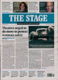Stage Magazine Issue 21/10/2021