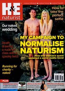 H & E Naturist Magazine Issue NOV 21