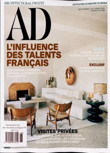 Architectural Digest French Magazine NO 168 Order Online