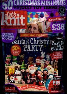 Lets Knit Magazine Issue NOV 21