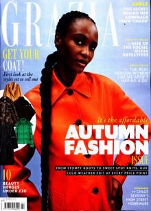 Grazia Magazine Issue 01/11/2021