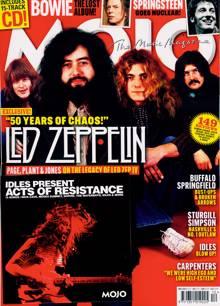 Mojo Magazine DEC 21 Order Online