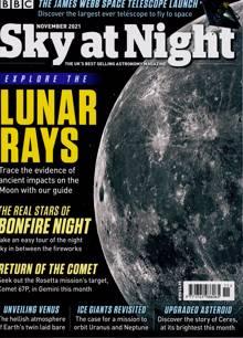 Bbc Sky At Night Magazine NOV 21 Order Online