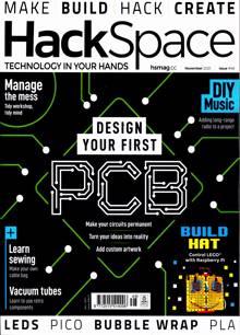 Hackspace Magazine NO 48 Order Online