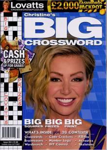 Lovatts Big Crossword Magazine Issue NO 353