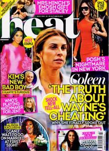 Heat Magazine Issue 23/10/2021