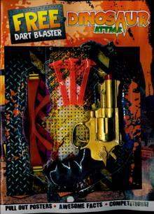 Dinosaur Attack Magazine Issue NO 102