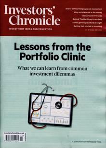 Investors Chronicle Magazine Issue 22/10/2021