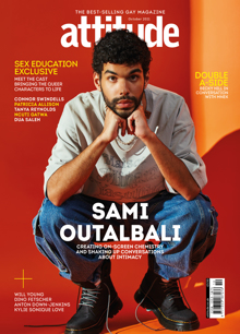 Attitude 340 - Sami Outalbali Magazine SAMI O Order Online