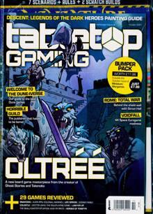 Tabletop Gaming Bumper Magazine OCT 21 Order Online