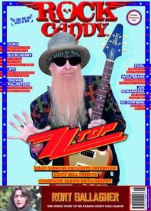 Rock Candy Magazine Issue 28 Order Online