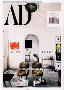Architectural Digest Italian Magazine NO 478 Order Online