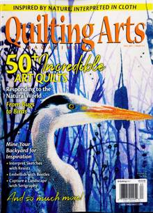 Quilting Arts Magazine Issue FALL 21