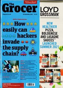 Grocer Magazine Issue 18/09/2021