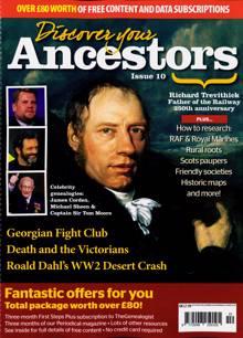 Discover Your Ancestors Magazine Issue NO 10