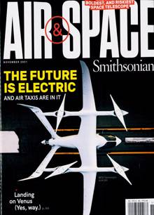 Air And Space Magazine NOV 21 Order Online