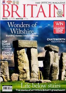 Britain Magazine NOV-DEC Order Online