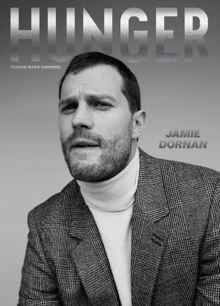 Hunger Magazine Win/Spr - Jamie Dornan Magazine JAMIE D Order Online