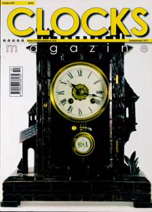 Clocks Magazine Issue OCT 21