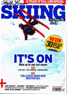 Fall Line Monthly Magazine Issue NO 179