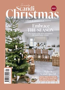Simply Scandi Christmas Edition Magazine Christmas 2021 Order Online