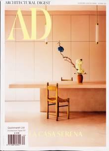Architectural Digest Spa Magazine NO 170 Order Online