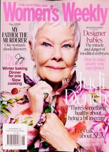 Australian Womens Weekly Magazine JUN 21 Order Online